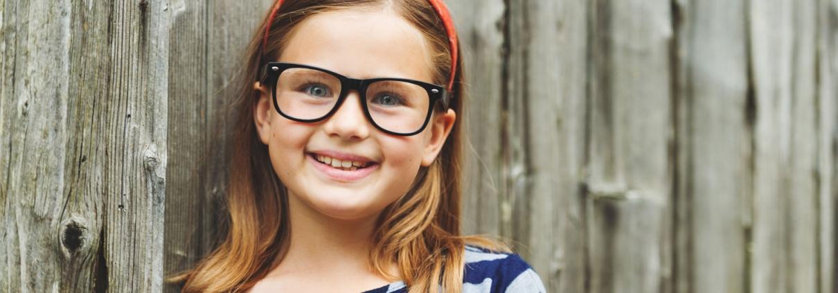 משקפי ראיה לילדים