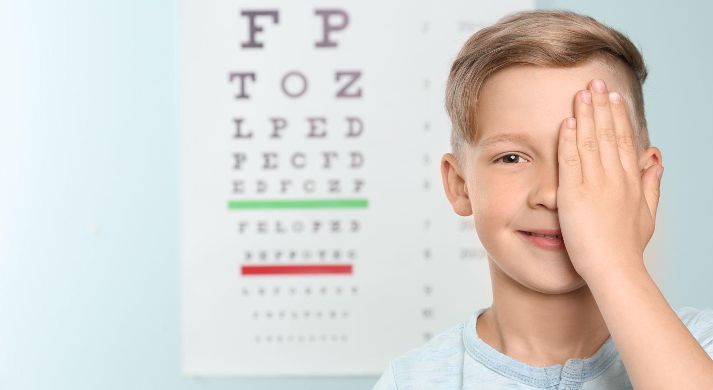בעיות עיניים אצל ילדים
