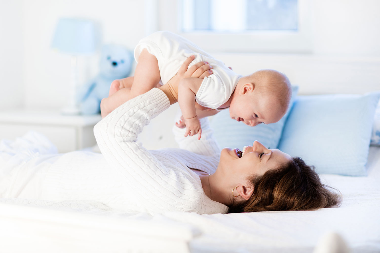 פזילה אצל תינוקות