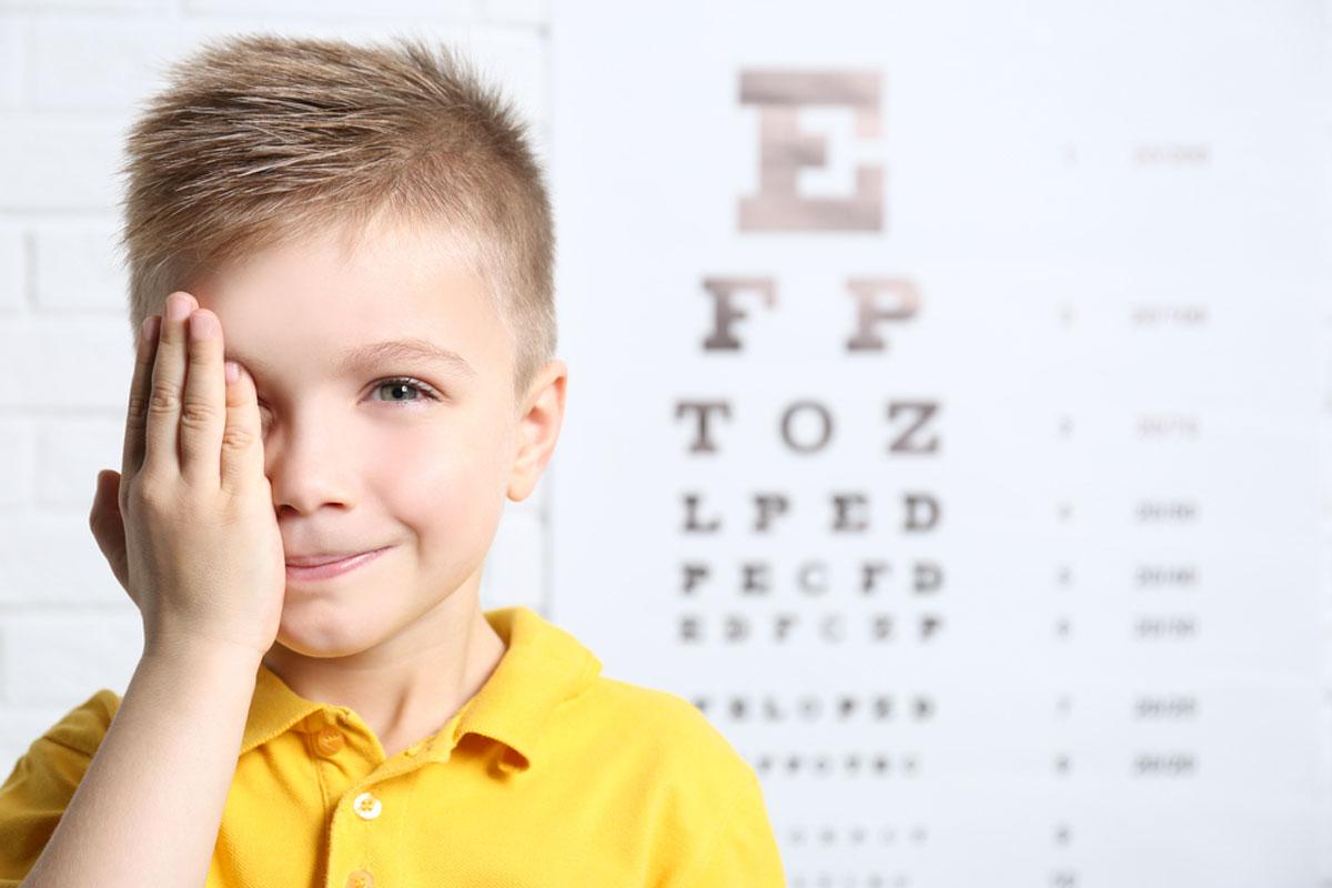 קוצר ראייה אצל ילדים