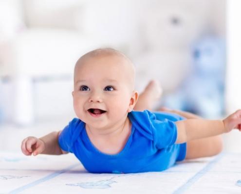 טיפול בדרכי הדמעות אצל תינוקות